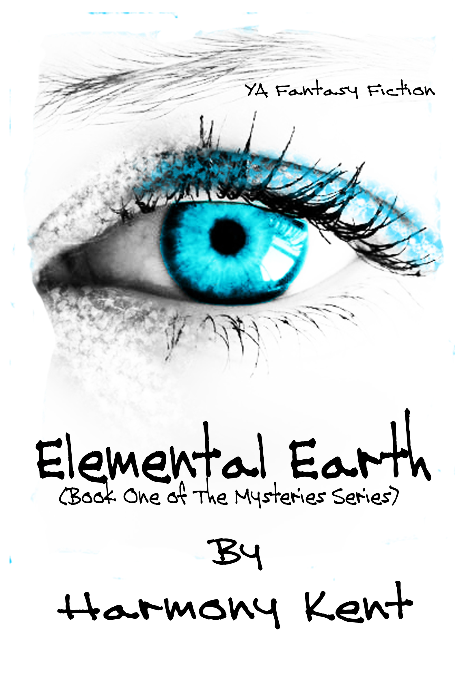 Elemental Earth Cover for Kindle